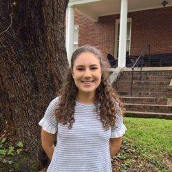 Alexis Vetack : Undergraduate Research Assistant