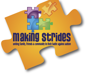 Making Strides logo