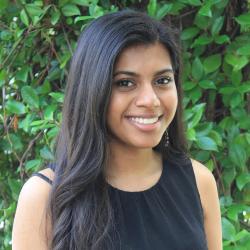 Sreeja Varanasi : Undergraduate Research Assistant